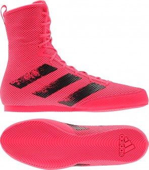 Box Hog 3 Boxschuhe pink/black