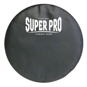 Super Pro Combat Gear Handpad rund black 28x7 cm