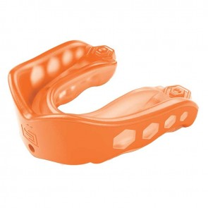 Shock Doctor Gel Max Mundschutz Orange Junior