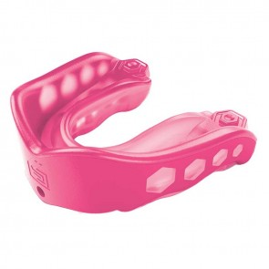 Shock Doctor Gel Max Mundschutz Pink Junior Junior