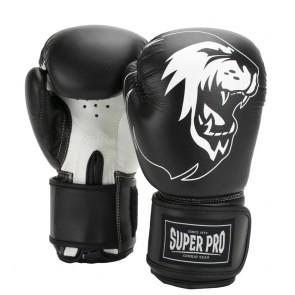Super Pro Combat Gear Talent Kinder Boxhandschuhe black/white