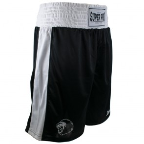 Super Pro Combat Gear Club Boxing Shorts black/white
