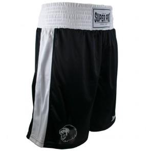 Super Pro Combat Gear Club Boxing Shorts black/white