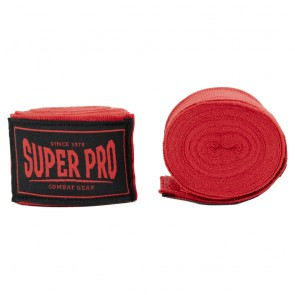 Super Pro Combat Gear Bandagen red 250cm