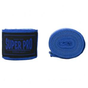Super Pro Combat Gear Bandagen blue 450cm