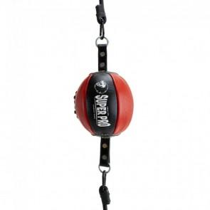 Super Pro Leder Reflex Ball Black/Red