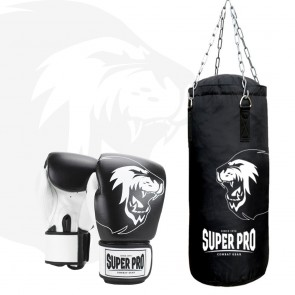 Super Pro Combat Gear Boxsack-Set Junior