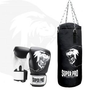 Super Pro Combat Gear Boxsack-Set Junior