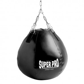 Super Pro Combat Gear Bodysnatch Boxsack black 60x56 cm