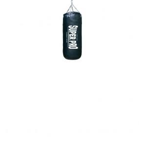 Super Pro Combat Gear Boxsack Classic Vertical Logo black 70cm