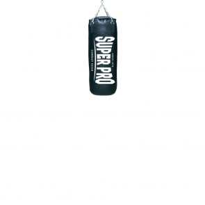 Super Pro Combat Gear Boxsack Classic Vertical Logo black 80cm