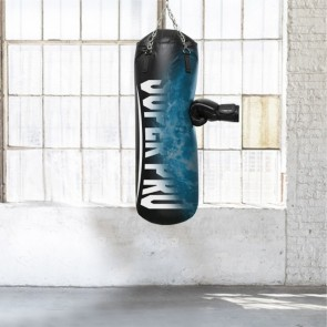 Super Pro Water-Air Punchbag 150 cm black