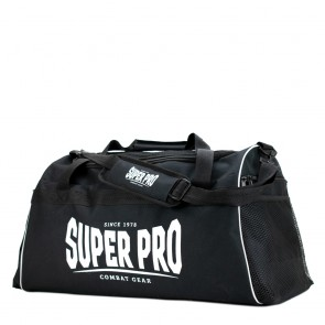 Super Pro Combat Gear Gym Sporttasche black/white L