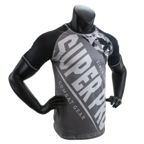 Super Pro Combat Gear T-Shirt Sublimation Camo black/grey/white