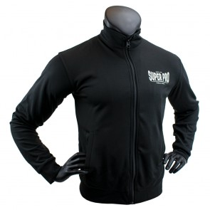 Super Pro Trainingsjacke black/white
