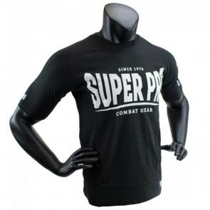 Super Pro T-Shirt S.P. Logo black/white