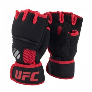 UFC Contender Quick Wrap Inner Glove with EVA Knuckle black/red (UHK-69541)