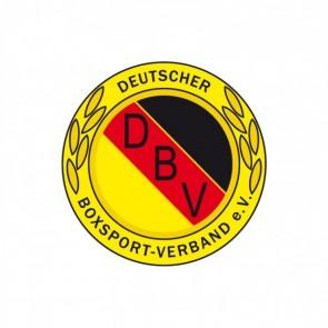 DBV Einzel-Lizenzmarke Boxhandschuhe