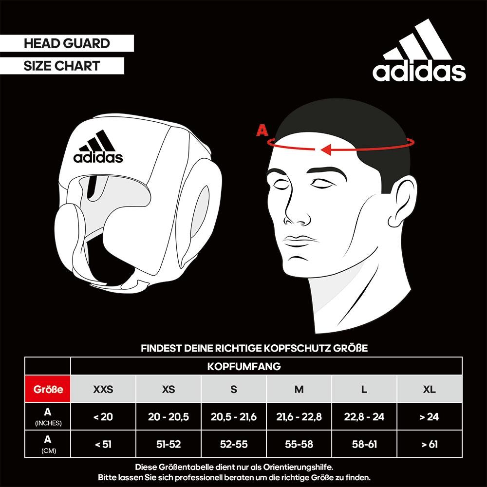 size helper headguard