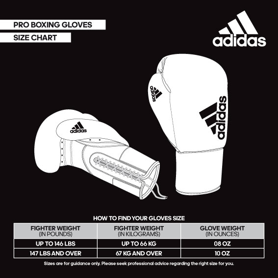 size helper pro gloves