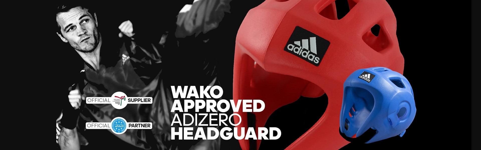 adidas WAKO Collection